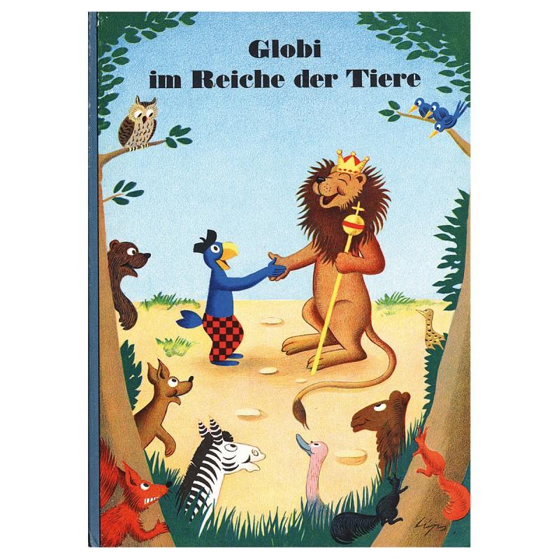 Globi im Reich der Tiere Band 21