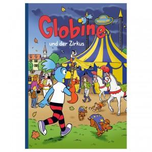 Globine und der Zirkus 64 Seiten gebunden