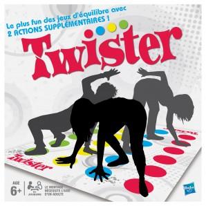Twister, f französische  Version