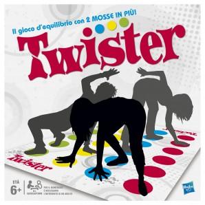 Twister, i italienische Version