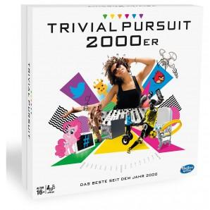 Trivial Pursuit 2000-er, d ab 16 Jahren,