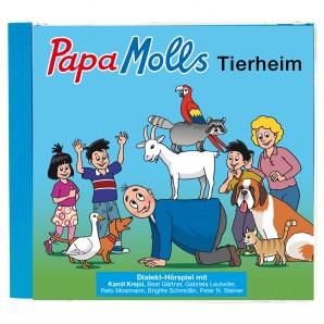 CD Papa Moll Tierheim