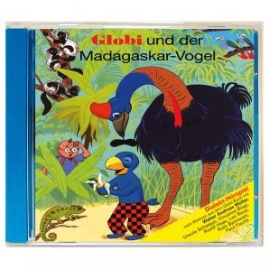 CD Globi Madagaskar Vogel