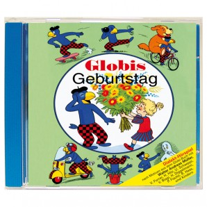 CD Globi Geburtstag