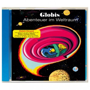 CD Globi Weltraum
