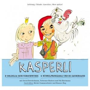 CD Kasperli, D'Goldelia isch verschwunde