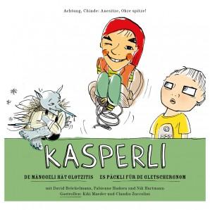 CD Kasperli, De Mänggeli hät