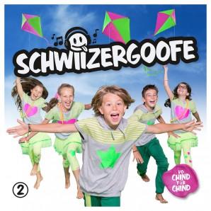 CD Schwiizer Goofe 2 vo Chind für Chind