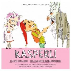 CD Kasperli d'Zahfee hät Zahweh,