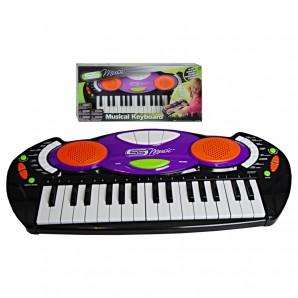 Keyboard Musical, 32 Tasten 47.5x20 cm,