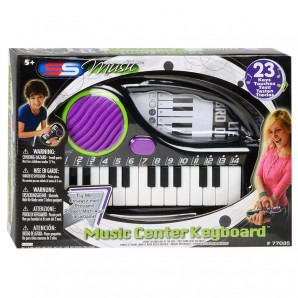 Keyboard Music Center 23 Tasten,