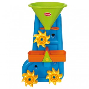 Wassermühle für Badewanne 20x13x37 cm,