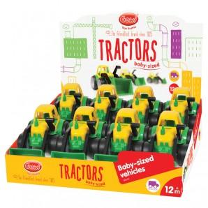 Traktor, Baby sized 8 Stk. im Display,