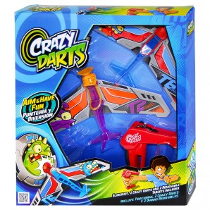 Crazy Darts Slingshoot 2 Flieger,