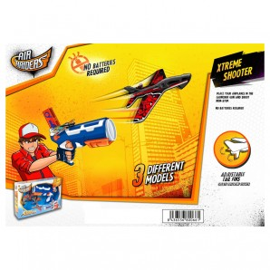 Air Raiders Xtream Shooter 3 Flieger,