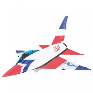 Drachen Jet Kite 3D R2F 115x126 cm,