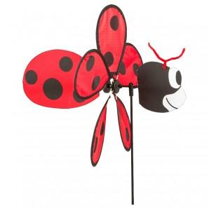 Windspiel Ladybug ø 32 cm,