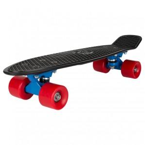 Skateboard Joy schwarz 57x15 cm,