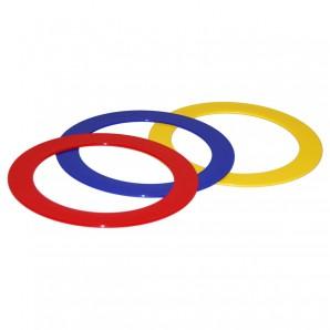 Jonglierring-Set Standard 3 Stück,