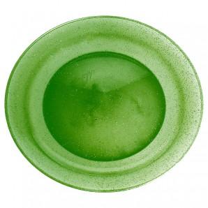 Jonglierteller Glitter grün ø 240 mm,