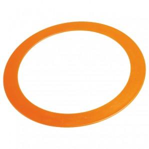 Ring orange, ø 32 cm 100 g,