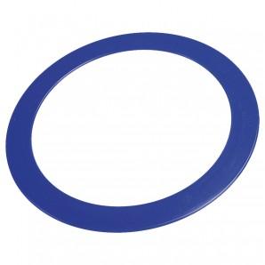 Ring blau, ø 32 cm 100 g,