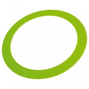 Ring grün, ø 32 cm 100 g,