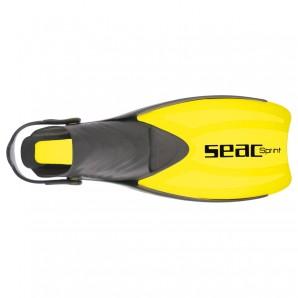 Flosse Sprint gelb Gr. 32-35