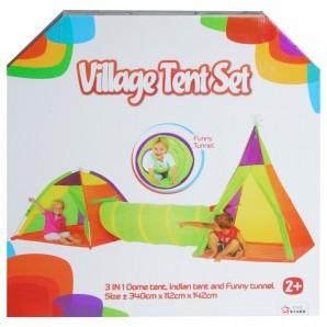Village Tent Set