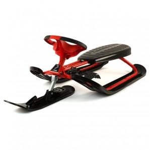 Snowracer Ultimate Pro rot Stahlrahmen,