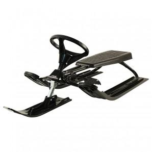 Snowracer Classic, schwarz 120x56x34cm,