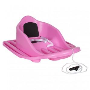Bob Baby Cruiser pink 68x52x16 cm,
