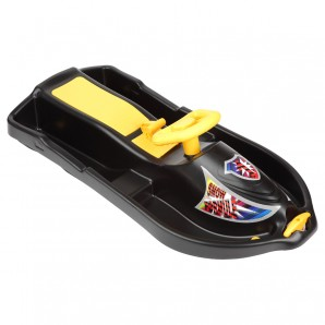 Bob Snow Formule schwarz 93x43x27 cm