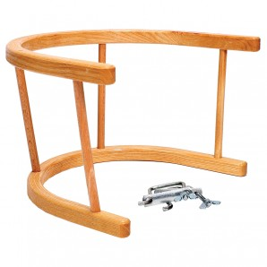 Schlittensitz, Holz