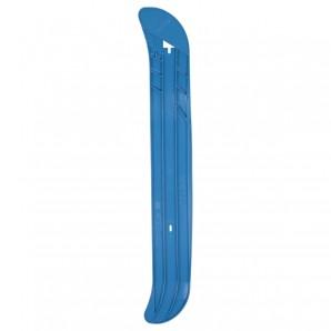 Kufe rechts Snowracer blau