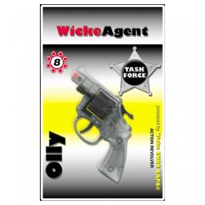 Pistole Olly 8-Schuss 14 cm,