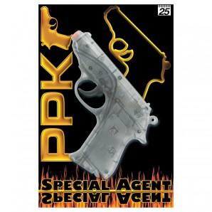 Pistole Special Agent PPK 25-Schuss,