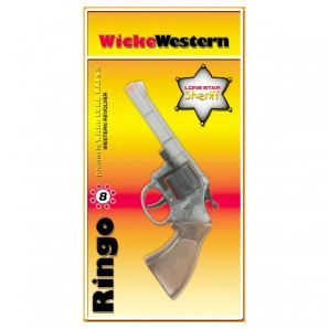 Pistole Ringo 8-Schuss 20 cm,