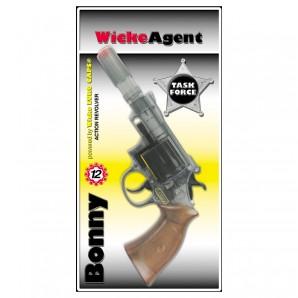 Pistole Bonny 12-Schuss 25 cm,