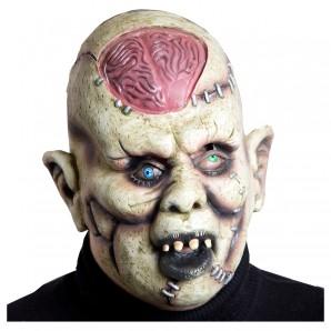 Maske Zombiehirn