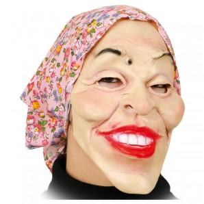 Maske Frau Zwinki