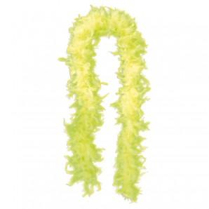 Federboa neongelb, 180 cm
