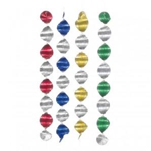 Rotorspiralen, 2-farbig 6 Stück im Beutel,