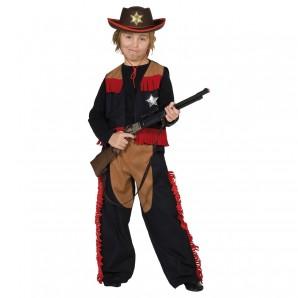 Cowboy Sheriff, Gr.152 3-teilig,
