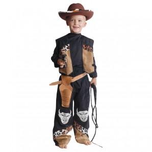 Cowboy Buffalo      Gr.128 2-teilig,