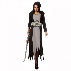 Halloween Kleid, Gr.38 2-teilig,